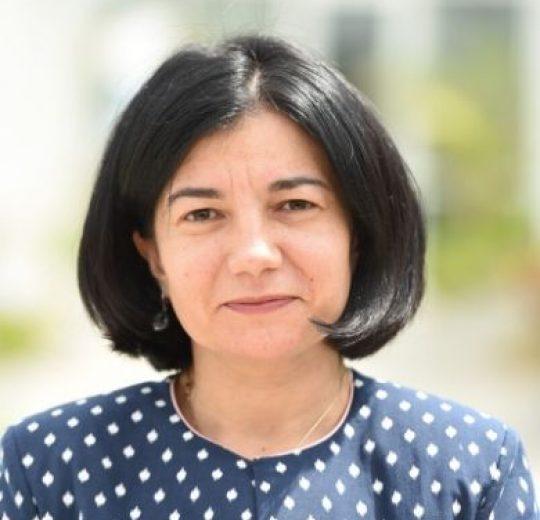 Conf. univ. dr. Otilia CLIPA