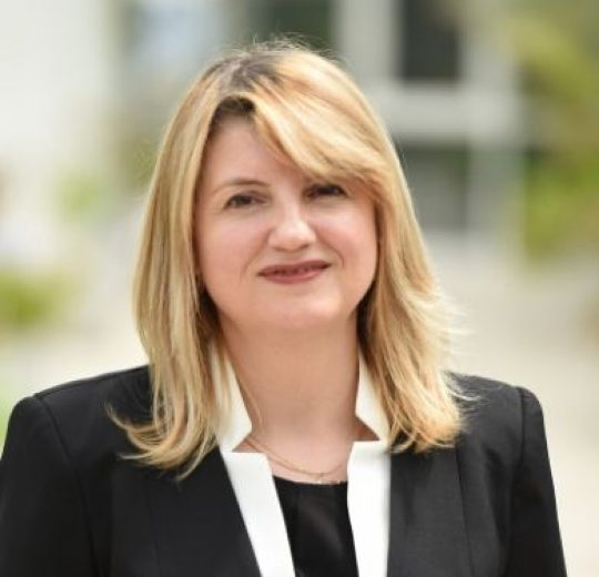 Conf. univ. dr. Aurora-Adina COLOMEISCHI
