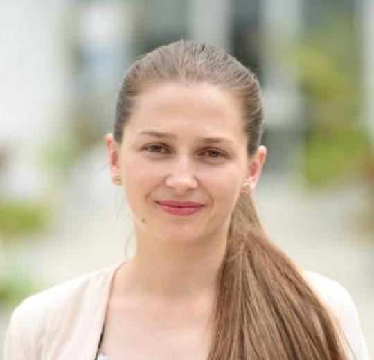 Lect. univ. dr. Diana Sînziana DUCA
