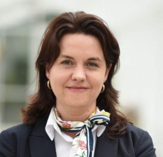 Conf. univ. dr. Petruța Paraschiva RUSU